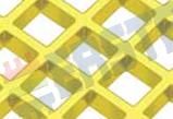 Композитные решетчатые настилы без поверхности противоскольжения